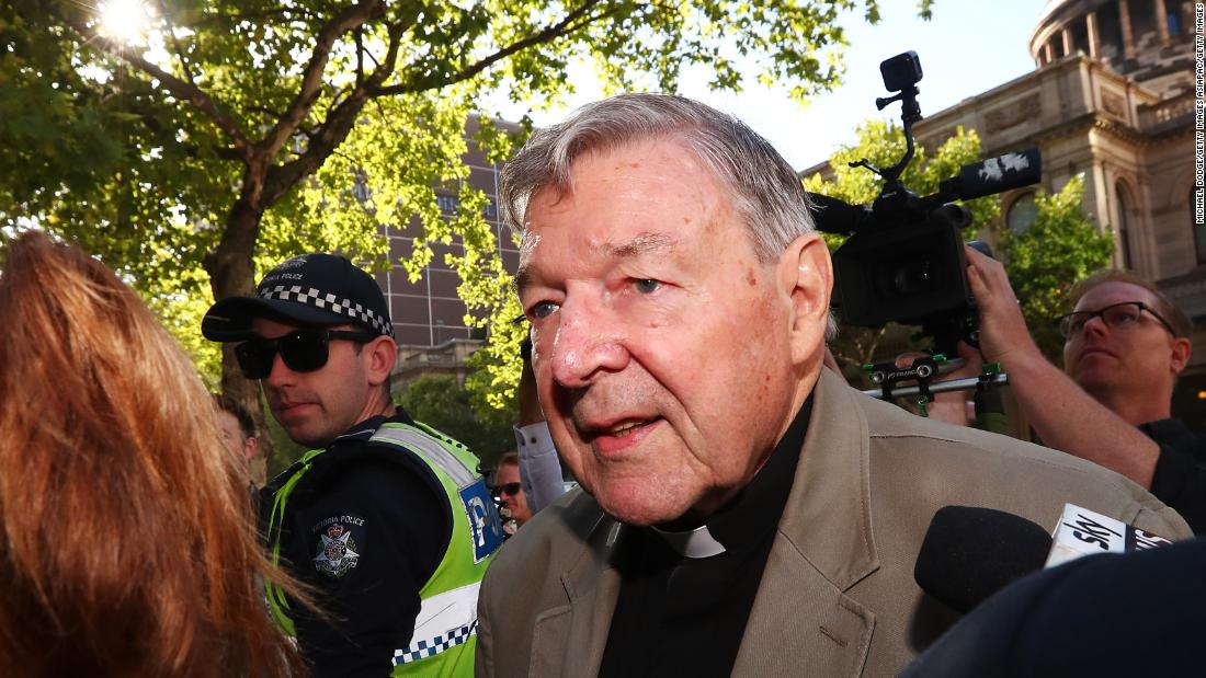 Cardinal George Pell freed from prison after High Court overturns sex abuse conviction