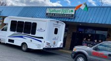 Nathan Bill's Bar & Restaurant is delivering meals to health care workers, first responders and more around the clock