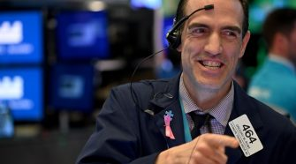 Dow futures point to 600 point opening gain following Monday's sharp rebound