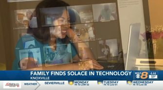 Gwendolyn Ducre's family finds solace in technology