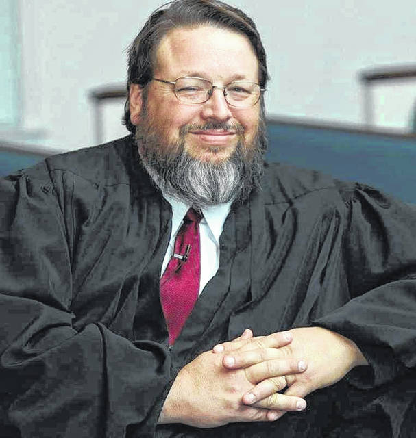Judge Daugherty obtains grants to improve court technology