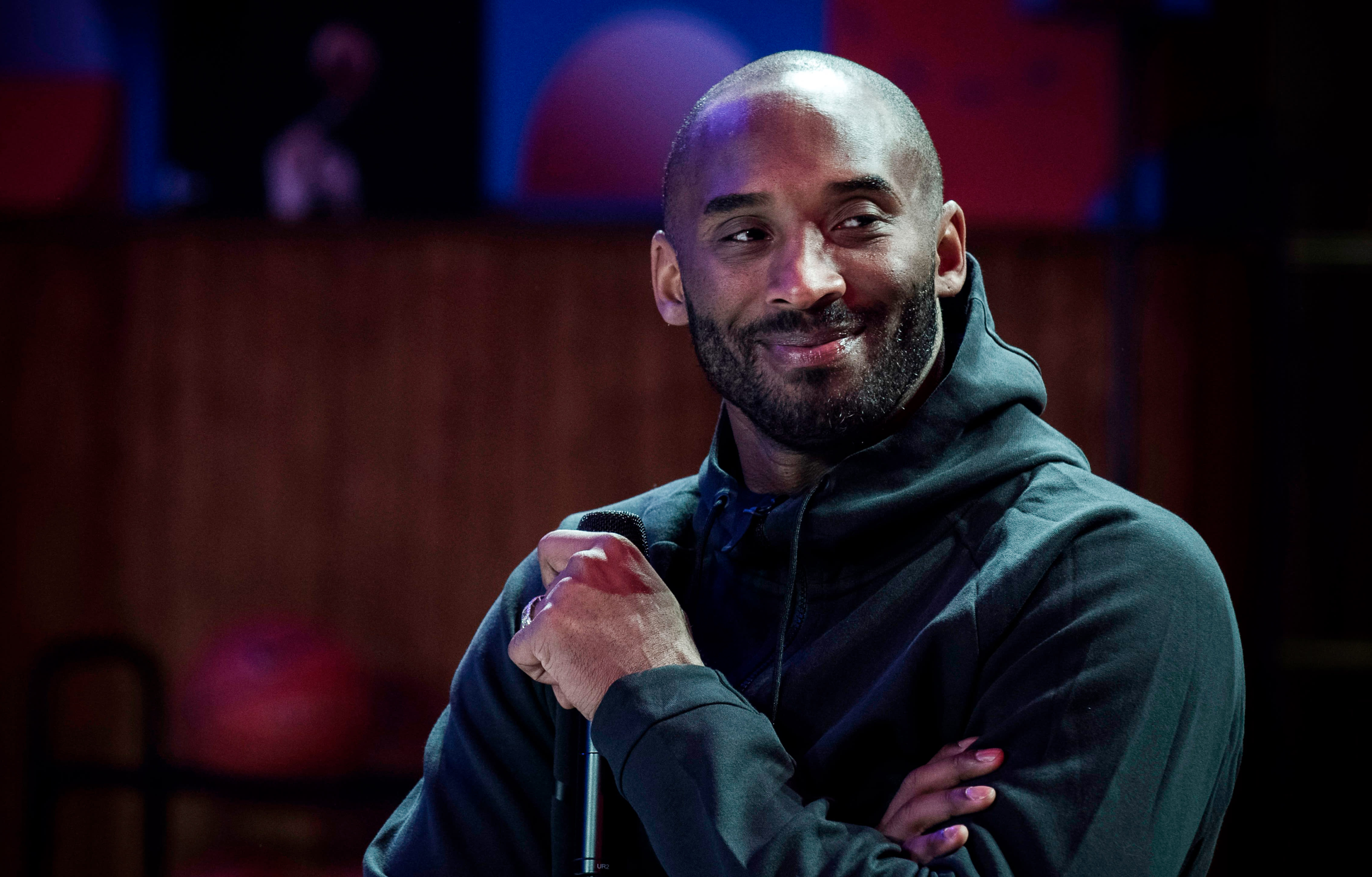 Kobe Bryant, eight others selected for Basketball Hall of Fame