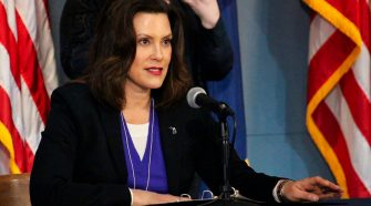 Michigan Gov. Gretchen Whitmer is a rising star for Democrats and a target for Republicans