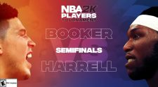 NBA 2K Tournament Full Game Highlights: Devin Booker vs. Montrezl Harrell - NBA