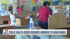 Public Health Order in Colorado requires essential employees to wear masks