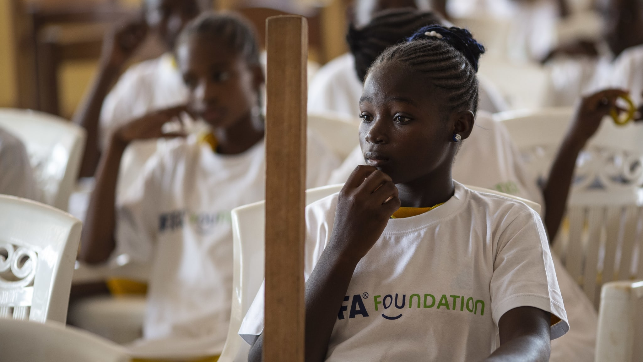 Who We Are - News - FIFA Foundation calls for technology to support children's educational needs