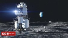 Nasa names companies to develop Moon landers for human missions