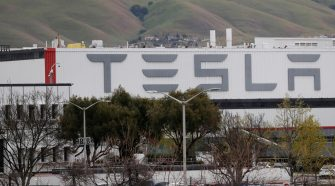 Tesla to extend furlough for some employees by another week: internal email