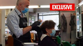 Hairdressers have been breaking lockdown rules by secretly working from home – The Sun