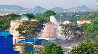 Gas leak in India's LG Polymers plant leaves at least eight dead and 280 hospitalized