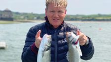 Gordon Ramsay slammed for 'breaking lockdown rules to go fishing' as he shows off his catch on Instagram – The Sun