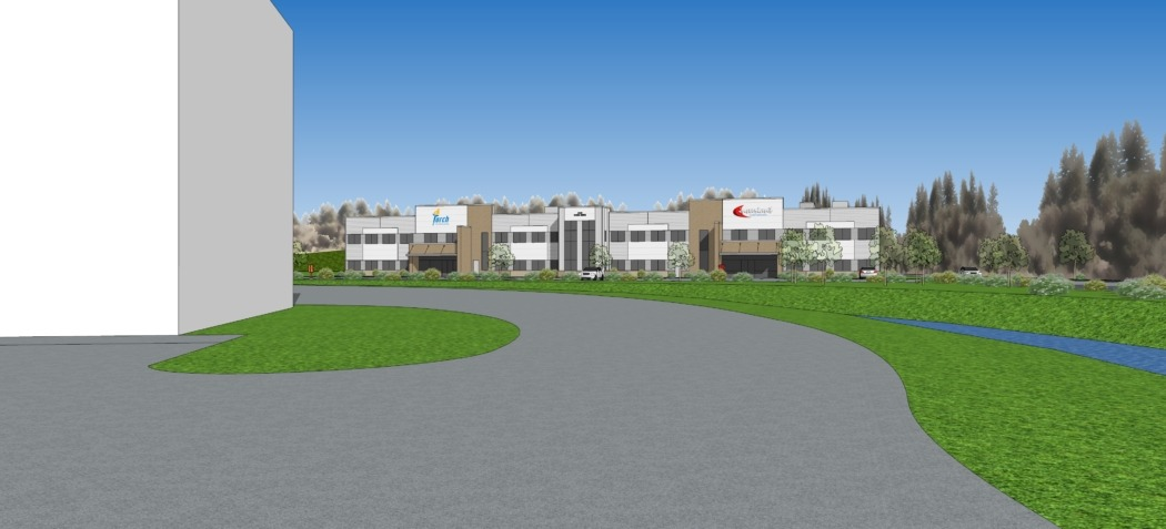 Freedom Real Estate, Torch Technologies, Invariant Break Ground on Mixed-Use Facility