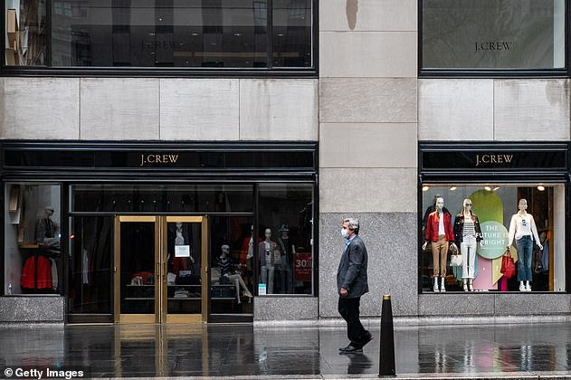 Operations at J.Crew will continue throughout a restructuring and clothing will still be available to purchase online.The coronavirus outbreak forced the company to temporarily close its nearly 500 stores across the US