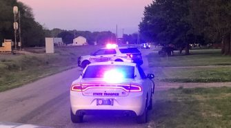BREAKING NEWS: Standoff underway in Grantville