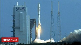 Space Plane: Mysterious US military aircraft launches