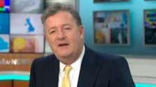 Piers Morgan announces he will be taking a break from Good Morning Britain after a busy few weeks