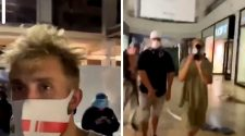 Jake Paul Responds to Being Seen in Middle of Arizona Mall Looting