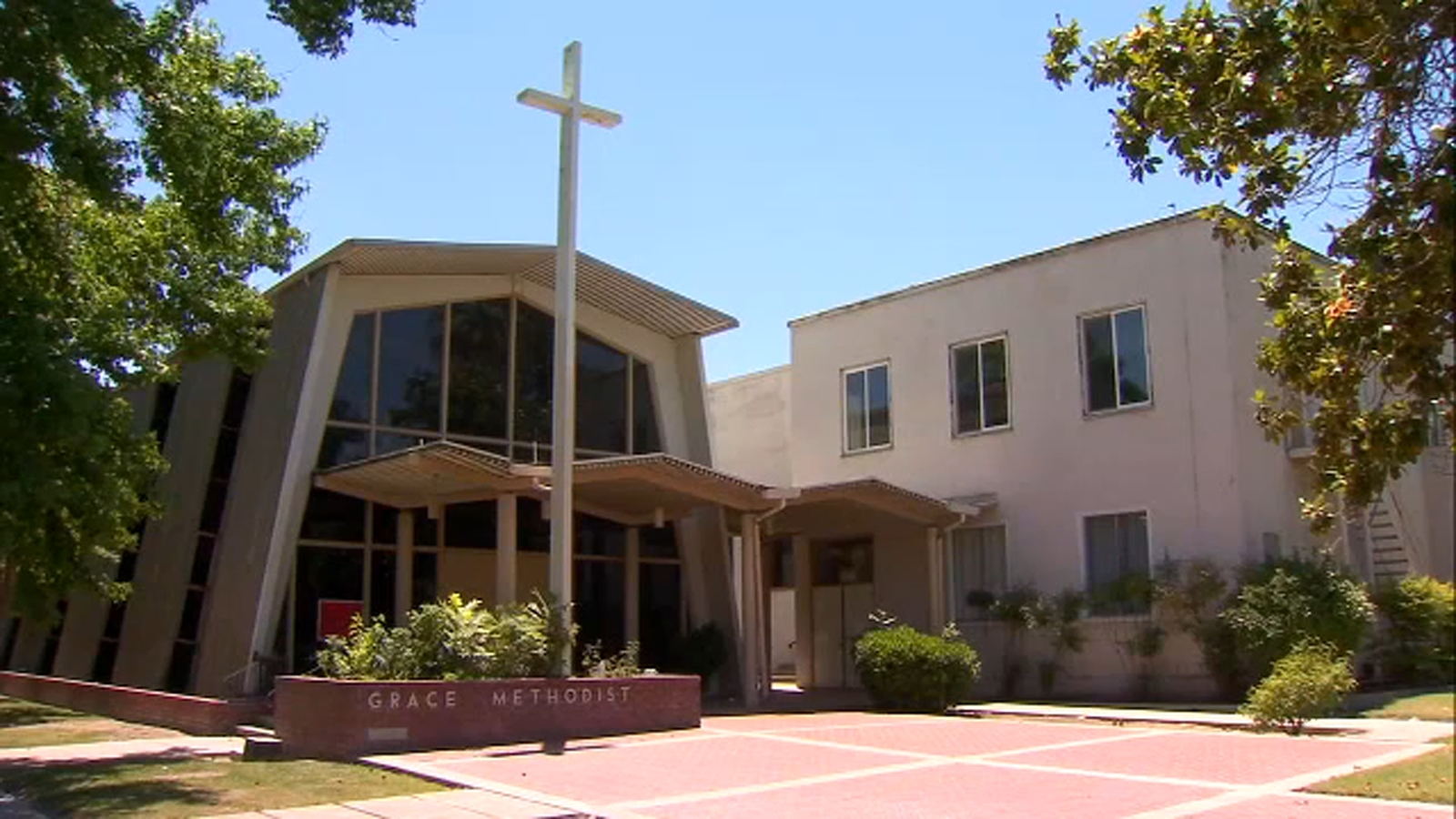 Arsonists break into southeast Fresno church, set it on fire for second time today