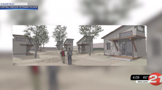 'Central Oregon Veterans Village' hopes to break ground in the fall