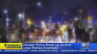 Chicago Police Break Up Large Parties Defying Stay-At-Home Order; 5 Teens Shot At Lawndale Party – CBS Chicago