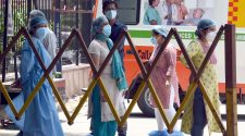 India infection cases top 60,000