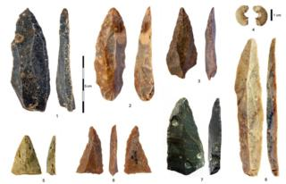 Artefacts found at Bacho Kiro cave in Bulgaria