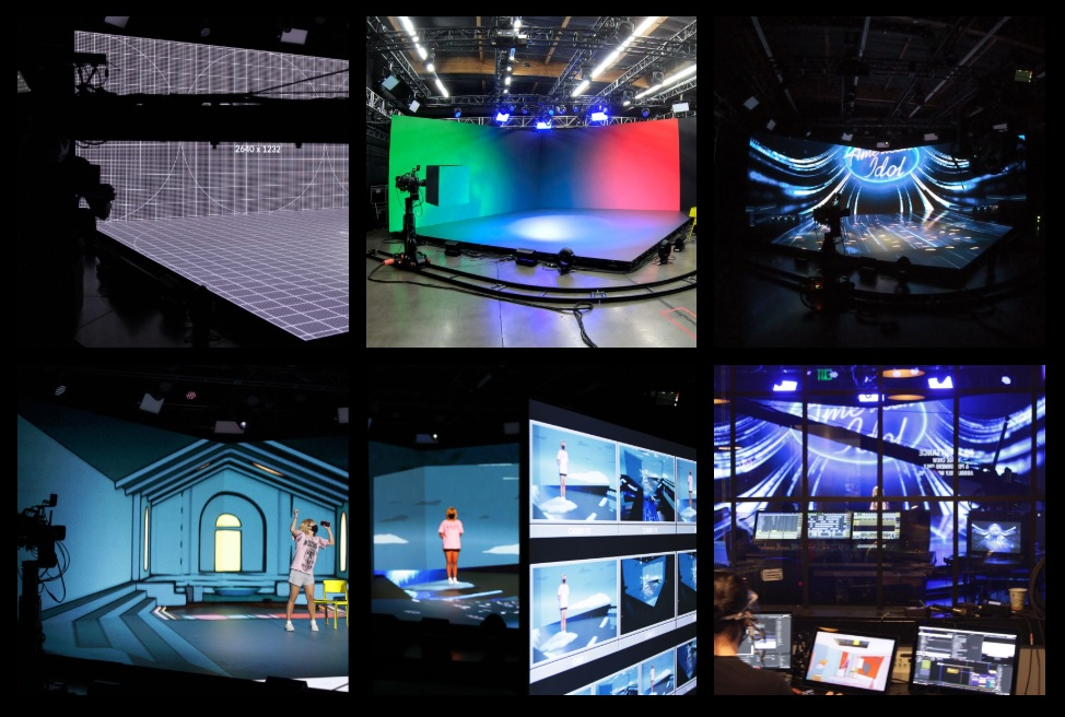PRG and XR Studios utilize Extended Reality technology to produce Katy Perry's American Idol performance
