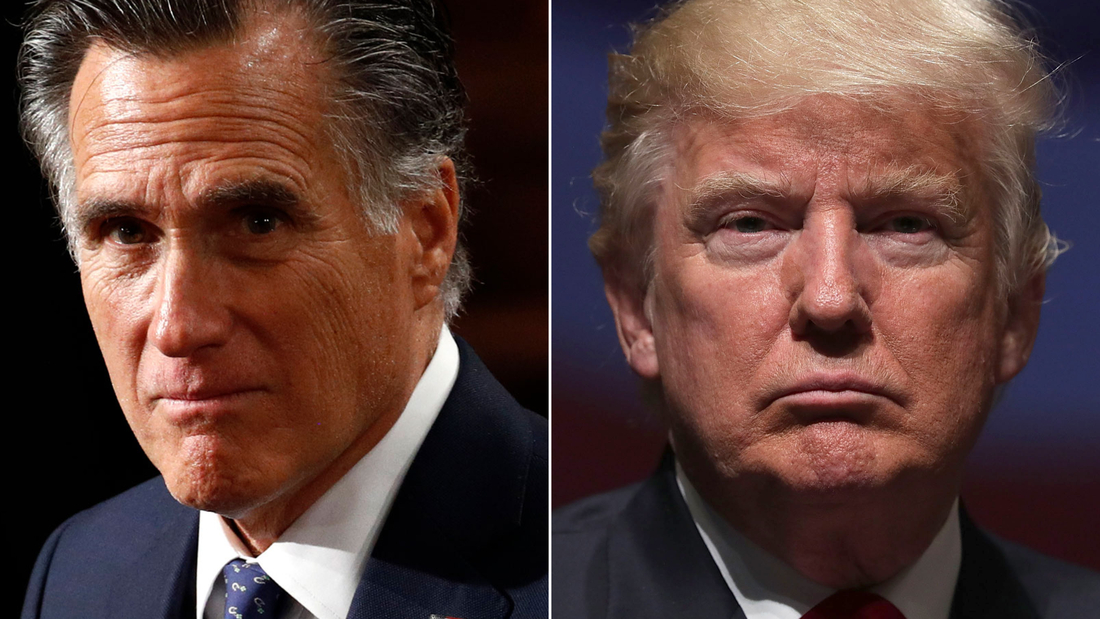 "Romney calls Trump's IG firings ""a threat to accountable democracy"""