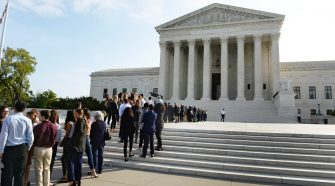 Supreme Court broadcasts oral arguments for first time