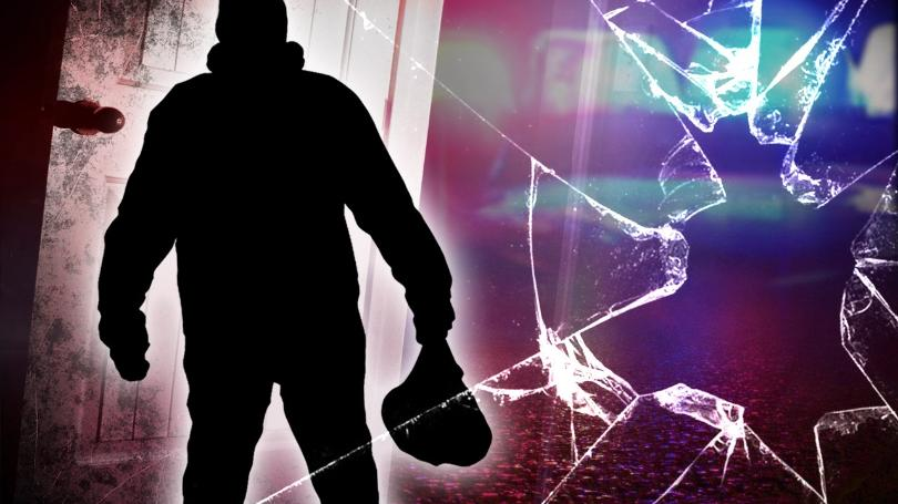 Two Philadelphia men charged with breaking into an unoccupied dwelling