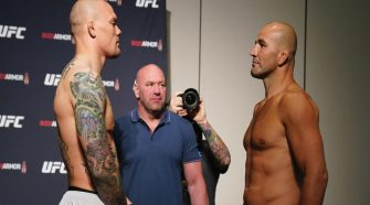UFC Fight Night results -- Anthony Smith vs. Glover Teixeira: Live updates, fight card, highlights, start time