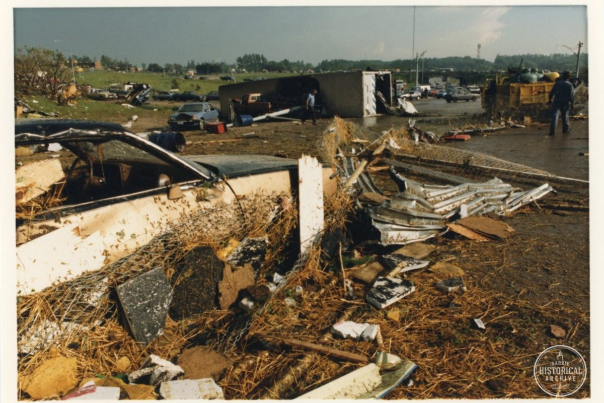 Science, technology and communication have changed dramatically since Barrie Tornado