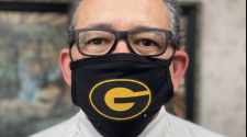 Official Grambling State masks support student technology needs