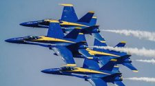 U.S. Navy Blue Angels To Fly Over Chicago To Honor Health Care Workers – CBS Chicago