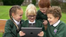 Dalton St Mary's Primary School recognised by government for use of technology