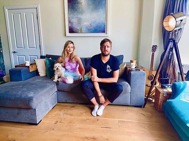 Cast: It was announced last month that a horde of celebrities will be taking to their sofas for a new all-star version of the popular series, with Love Island's Laura Whitmore and Iain Stirling in the line-up