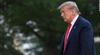 Trump campaign demands CNN apologize for poll that shows Biden leading