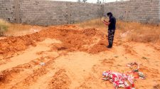 Libya: UN says at least eight mass graves have been reported found