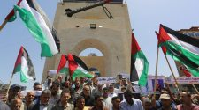 As Israel Vows Annexation, Palestinian Leaders Embark On Risky Form Of Protest : NPR