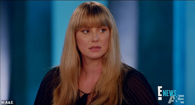 Chrissie Bixler formerly Chrissie Carnell speaks to Leah Remini.It is not known who the alleged victims in today's arrest are or if they are connected to this earlier lawsuit in any way