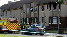 Breaking news: Fatal fire rips through Paisley flat