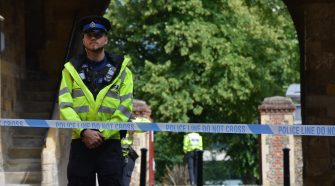BREAKING: Man charged over Forbury Gardens attack