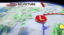 Breaking our damp and drizzle pattern with heat for Thursday