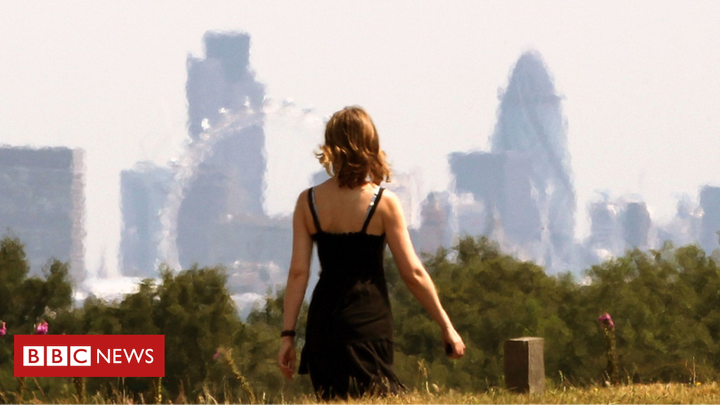 Climate change: UK could hit 40C 'regularly' by end of this century