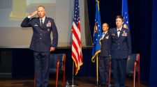 AFTAC uses technology to execute Change of Command > Sixteenth Air Force (Air Forces Cyber) > News