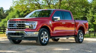 Ford Launches Redesigned 2021 F-150, Offering a Hybrid and More Technology