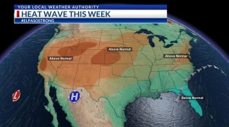 Weather Authority Alert: Heat wave may pose health risks