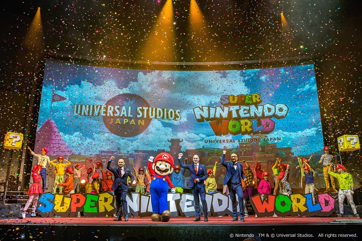 "BREAKING: Super Nintendo World at Universal Studios Japan Delayed ""Until Further Notice"""
