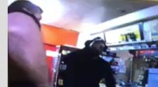 Bodycam video shows officer punching Alabama store owner who called 911 to report robbery