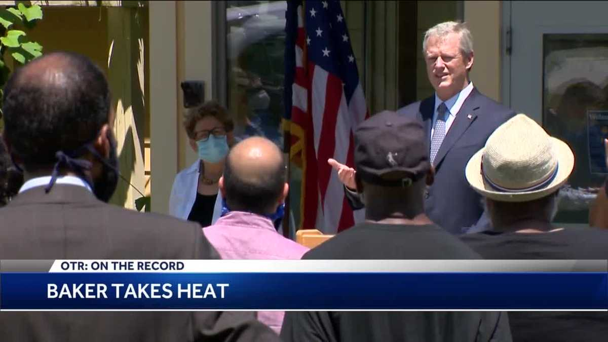 Breaking down Gov. Charlie Baker's rough week in Mass.
